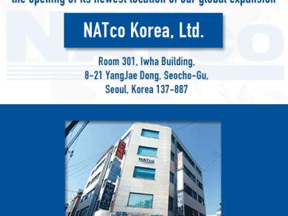 New Location, NATco Korea
